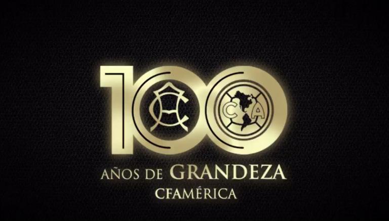 América presenta su logo de Centenario | RÉCORD