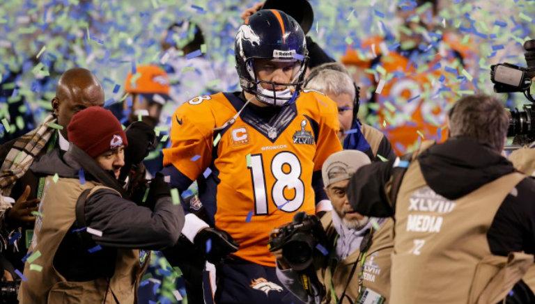 Peyton Manning lamenta haber perdido el Super Bowl XLVIII