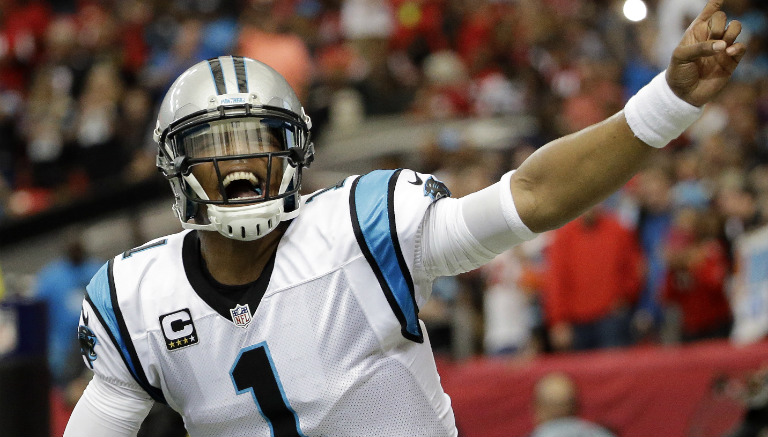 Newton en partido con las Panteras