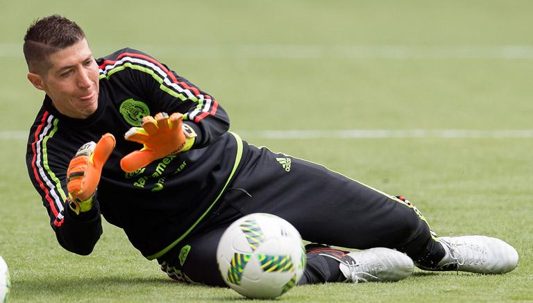 Thumbnail Pikolín, durante un entrenamiento con el Tri