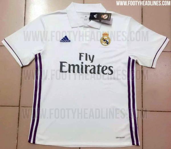 76564b400a473 Filtran imagen de posible playera del Real Madrid – Las Noticias de ...
