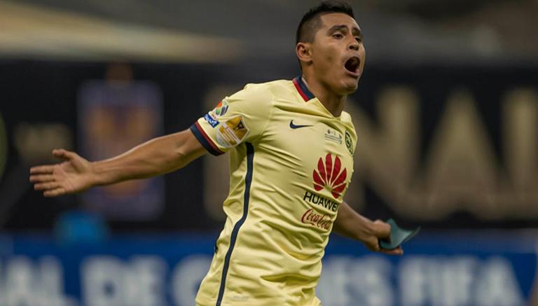 Thumbnail Osvaldito festeja el gol de la victoria contra Tigres