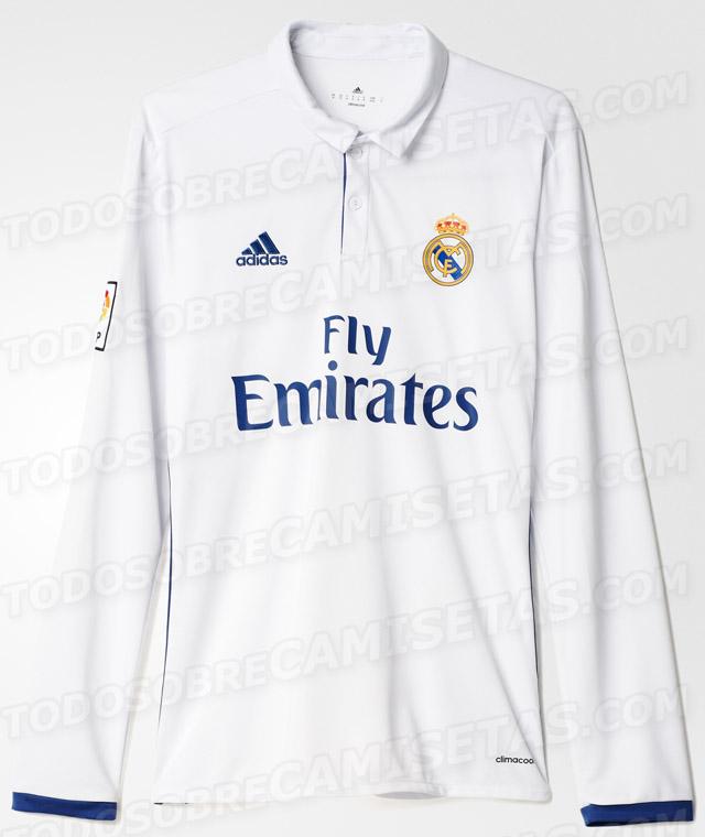 1b59755ece459 Filtran posible nueva playera del Real Madrid – Las Noticias de ...