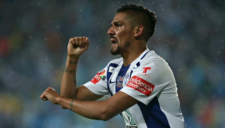 Thumbnail Franco Jara celebrando el gol en la Ida de la Final