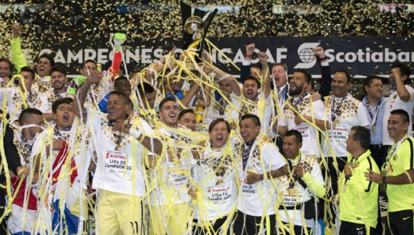 América, campeón de la Concachampions 2015-16