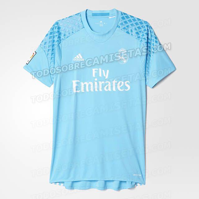 8728003b64f35 Filtran playeras del Real Madrid para próxima campaña – Las Noticias ...
