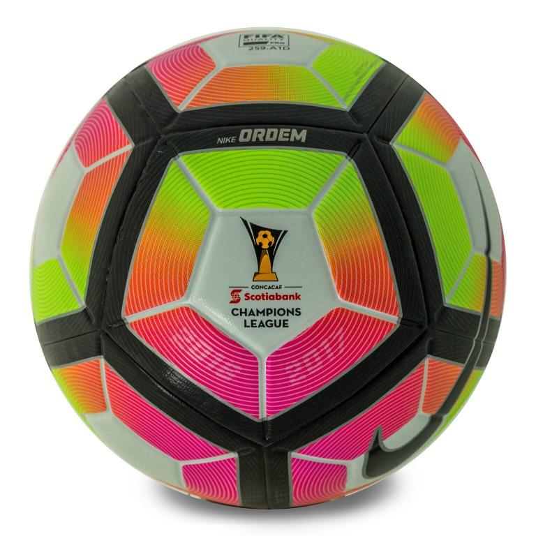 Balón para la próxima edición de la Concachampions 4c15d996243ab