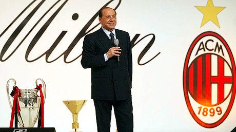 Berlusconi habla luego de que su equipo consiguiera la Champions y el Mundial de Clubes