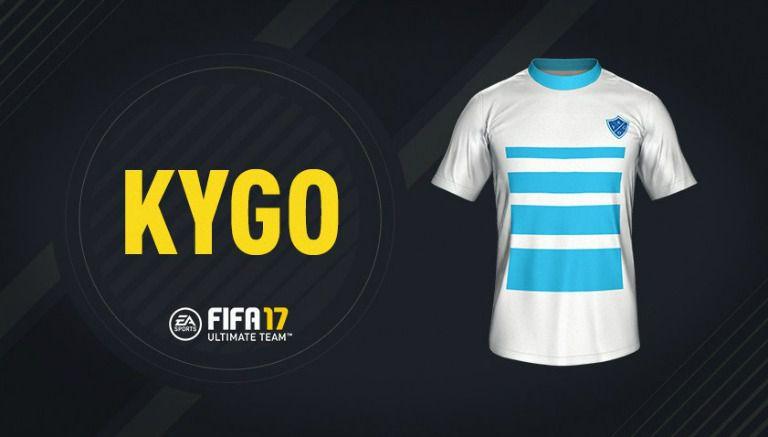 El DJ Kygo trato de trasmitir su música en el jersey que diseño afdc056f66af2
