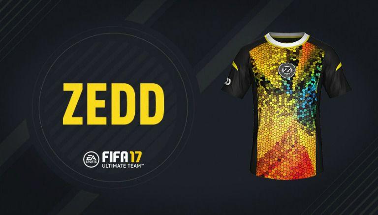 Zedd creó un jersey lleno de colores 82f0ec2627342