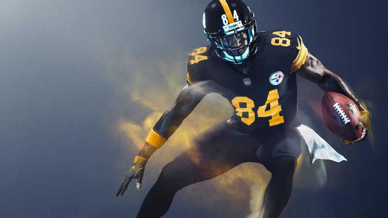 Uniforme Color Rush de Acereros