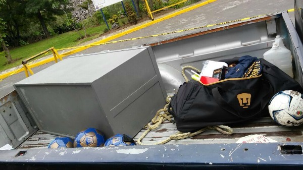 Procuraduría capitalina indaga intento de robo a La Cantera de Pumas