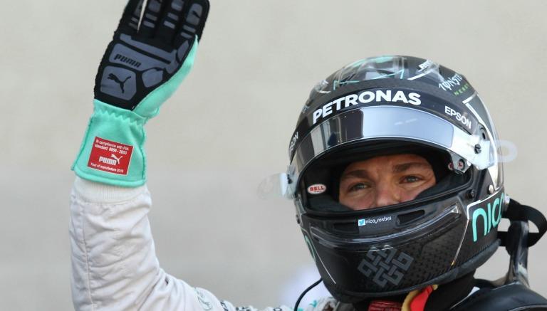 Lewis Hamilton, se corona en el GP de México