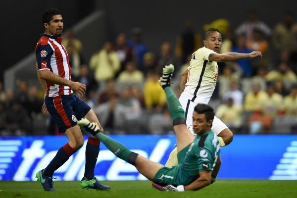 Arroyo dispara para vencer a Rodríguez en la Semifinal de Copa MX