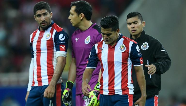 Thumbnail Futbolistas de Chivas, tras perder el último Clásico