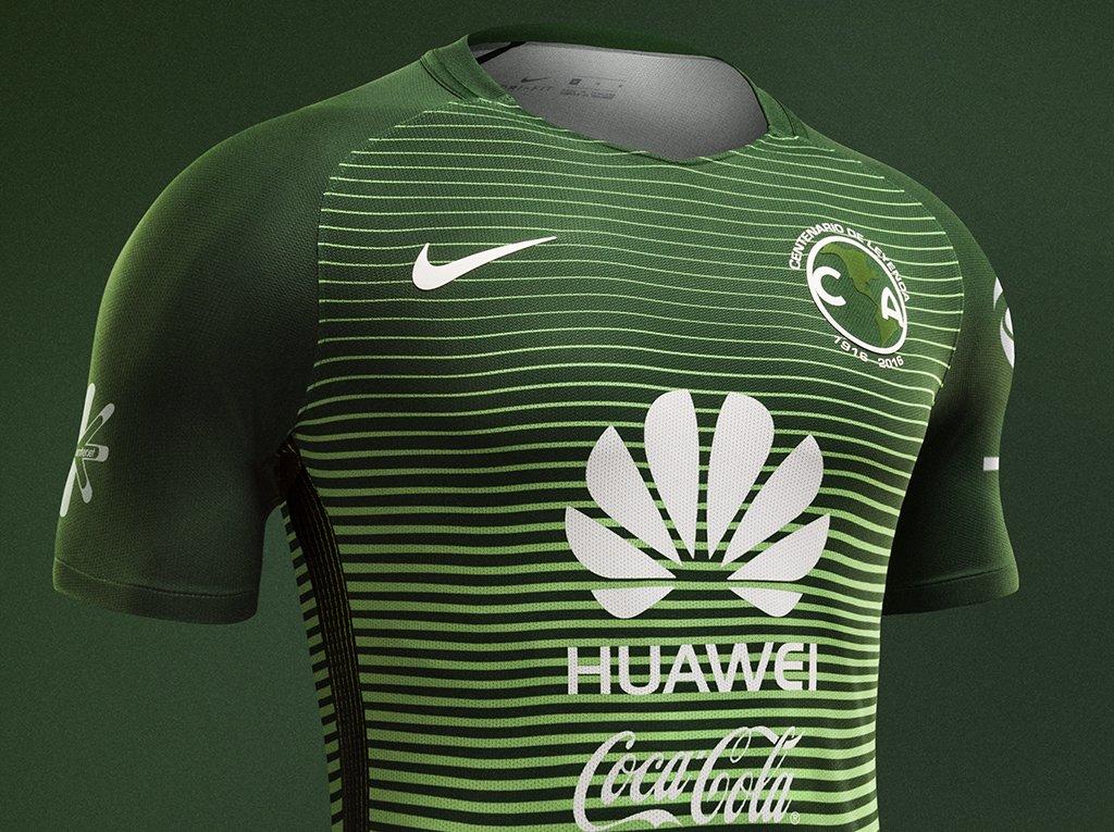 El uniforme contará con lineas horizontales color pistache