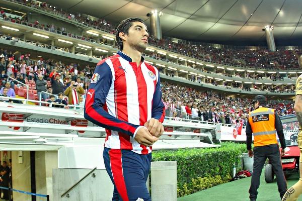 Rodolfo previo a su debut con Chivas en el C2017