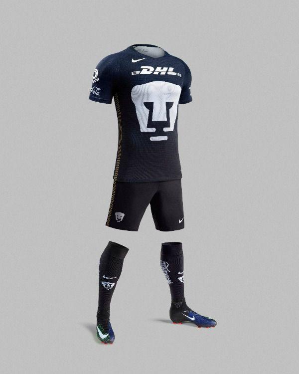 Los Pumas estrenarán este nuevo uniforme frente a Cruz Azul