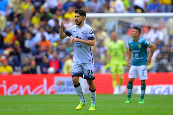 El América rescata el empate de visita ante el León
