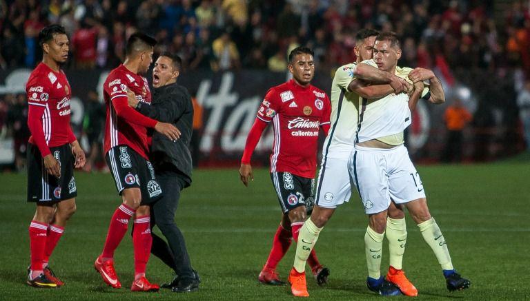 ¿Fueron justas las sanciones de un año para Aguilar y Triverio? | RÉCORD