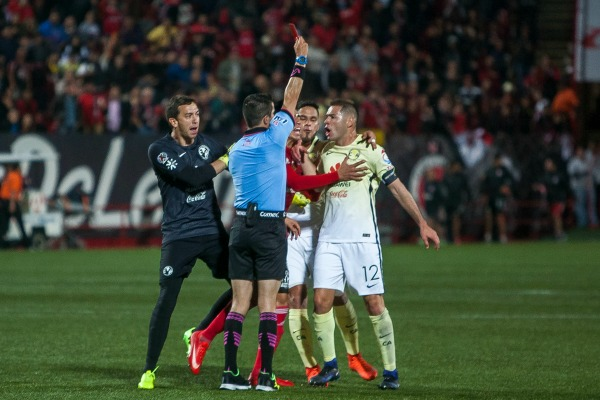 Pablo Aguilar deja el 'Nido' de Coapa