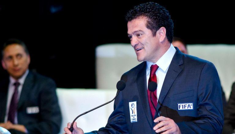 Hermosillo, en su discurso al entrar al Salón de la Fama