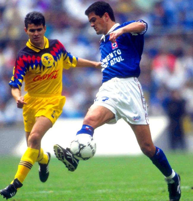 El '27' enfrenta el Clásico Joven en el Estadio Azteca