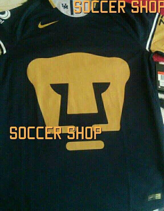 Así luciría el nuevo jersey de Pumas