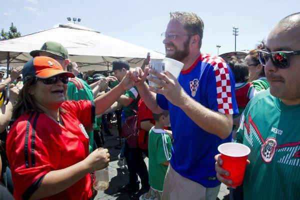 México enfrenta a Croacia