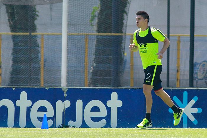 Paolo Goltz, cerca de cambiar al América por Boca Juniors