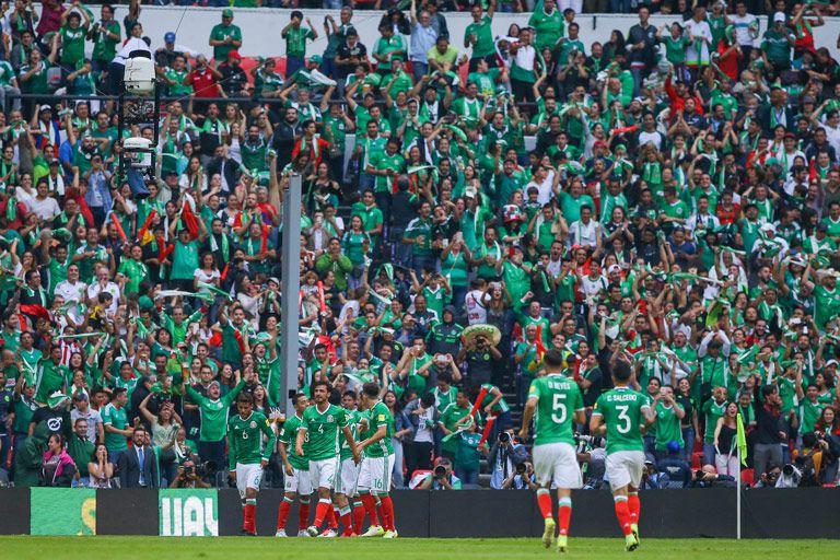 ¡SE ABRE EL TELÓN! Rusia y Nueva Zelanda inauguran Copa Confederaciones