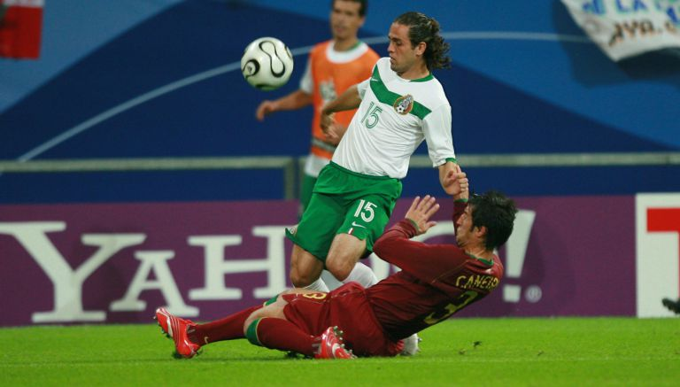 Al grito de 'te amo, papá', el Tri robó empate a Portugal