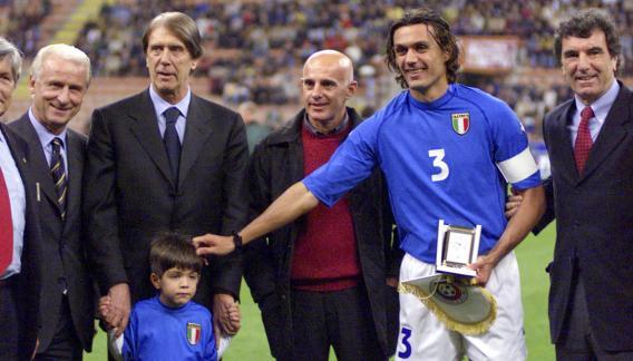 Paolo Maldini debutará en el tenis profesional con 49 años