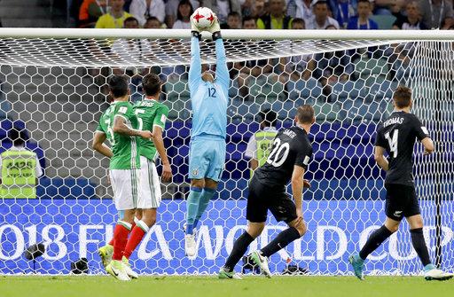 México y Portugal avanzaron a semis de Copa Confederaciones