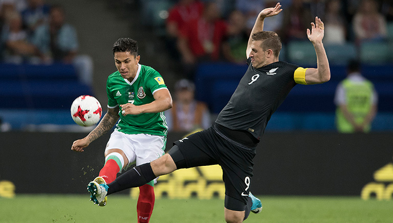 Por lesión, Salcedo es baja de la Selección Nacional
