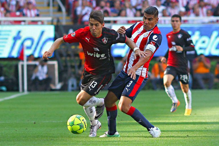 Javier Salas estaría en la mira de equipos europeos