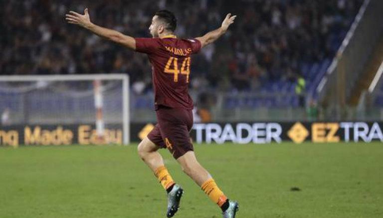El agente de Manolas revela interés de Barcelona y Real Madrid