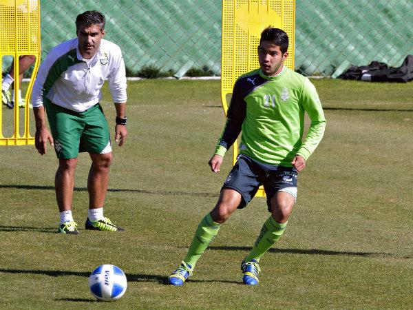 Omar Arellano prueba suerte en Segunda División B de España