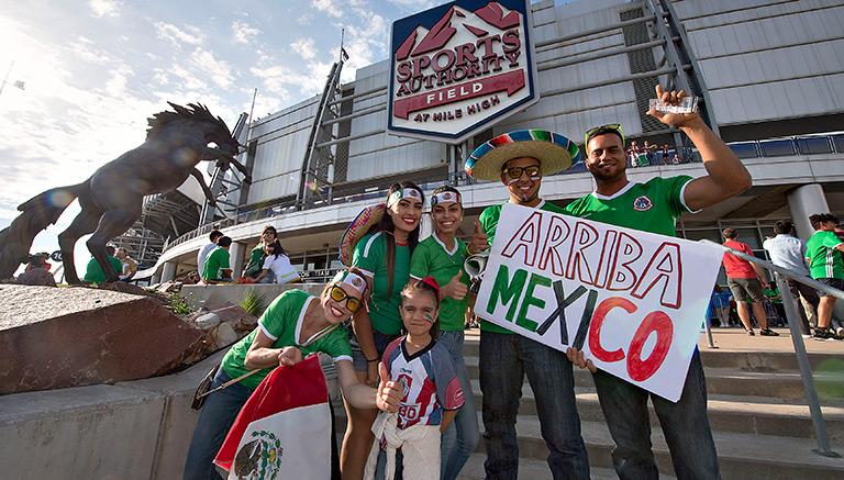México-Jamaica, por el liderato y boleto a finales