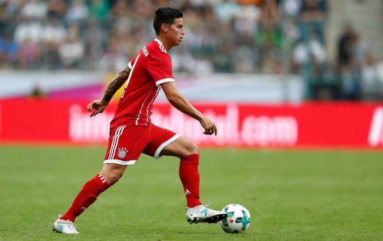 Bayern Múnich no pasa por un buen momento — James Rodríguez