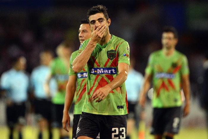 Leandro Carrijo tras la derrota contra Chivas