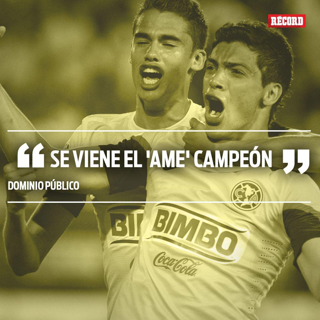 'Se viene el Ame Campeón'