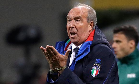 Gian Piero Ventura es despedido como Seleccionador de Italia — Oficial