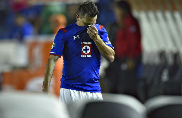 Chaco Giménez lamenta derrota en C2015