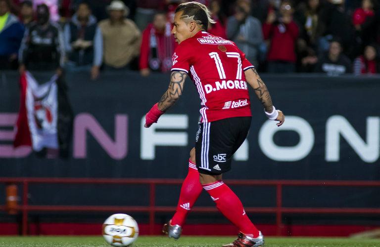 Ex Tijuana, Dayro Moreno, podría volver a México para jugar en Pumas