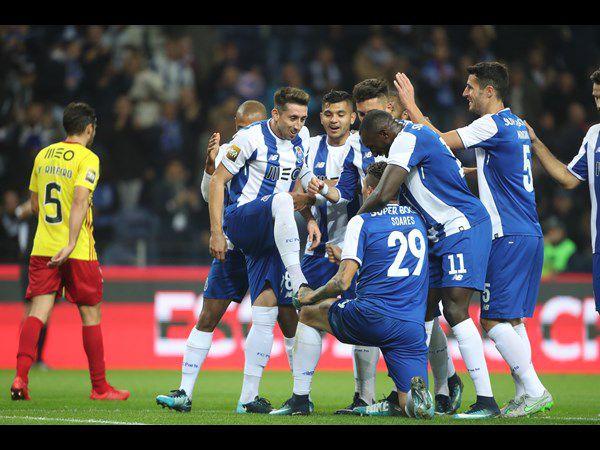 Herrera luce en el triunfo del Porto en la Copa Portuguesa