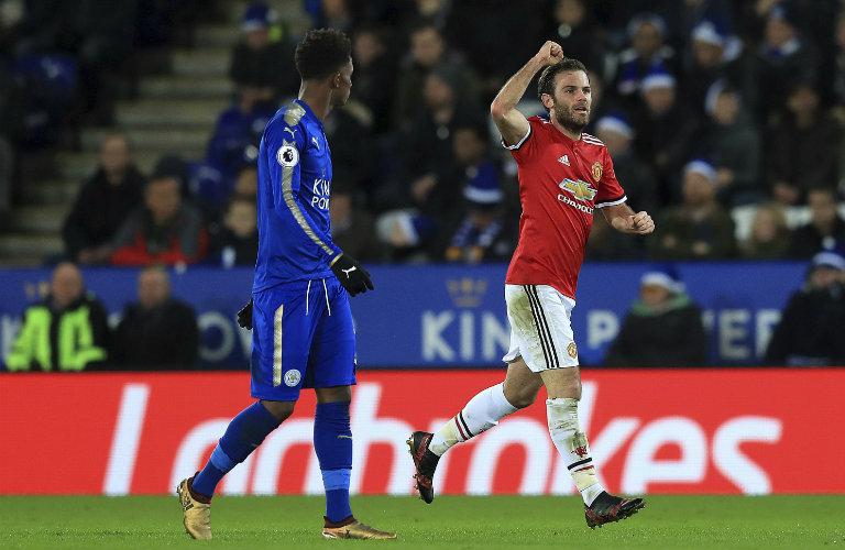 Manchester United sufre doloroso empate ante Everton