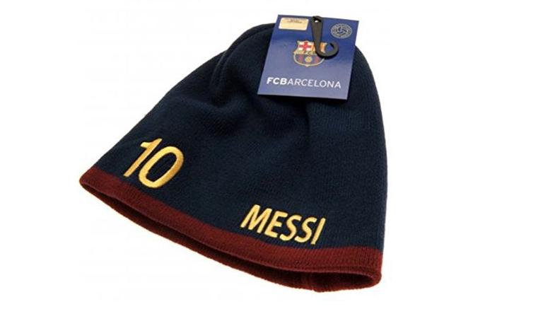 El gorro de Messi que puedes comprar