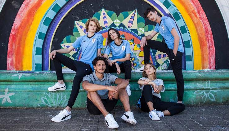Este el diseño de la selección sudamericana