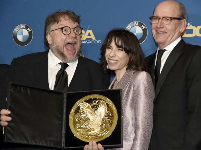 Hasta la Selección Mexicana felicitó a Guillermo del Toro
